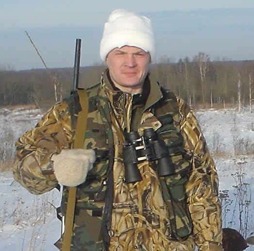 Кстати я в жиллете-разгрузке Охотник2 от Сплава.